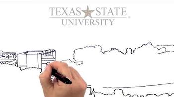 Texas State University TV Spot, 'Accomplished Bobcats' - Thumbnail 9