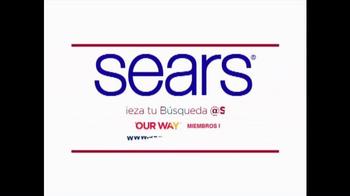 Sears Columbus Day Espectacular de Colchones TV Spot, '' [Spanish] - Thumbnail 8