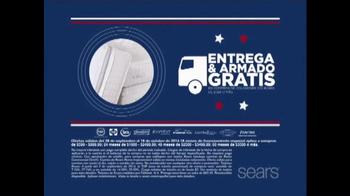 Sears Columbus Day Espectacular de Colchones TV Spot, '' [Spanish] - Thumbnail 7