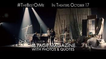 The Best of Me Original Motion Picture Soundtrack TV Spot - Thumbnail 7