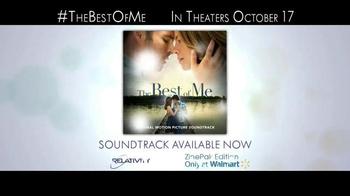 The Best of Me Original Motion Picture Soundtrack TV Spot - Thumbnail 9