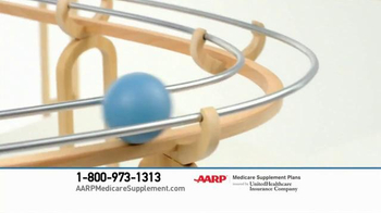 AARP Health Medicare Supplement Plans TV Spot, 'Get The Ball Rolling' - Thumbnail 7
