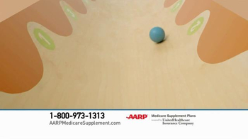 AARP Health Medicare Supplement Plans TV Spot, 'Get The Ball Rolling' - Thumbnail 9