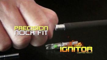 Gander Mountain Ignitor Lighted Nocks TV Spot, 'Beyond What you See' - Thumbnail 3