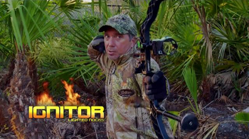 Gander Mountain Ignitor Lighted Nocks TV Spot, 'Beyond What you See' - Thumbnail 4