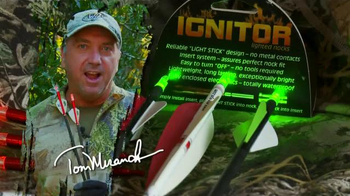 Gander Mountain Ignitor Lighted Nocks TV Spot, 'Beyond What you See' - Thumbnail 8