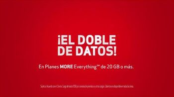 Verizon XLTE TV Spot, 'October Pricing' [Spanish] - Thumbnail 7