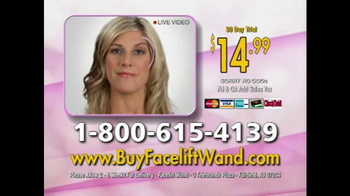 Facelift Wand TV Spot, 'Youth Rejuvinator' - Thumbnail 10