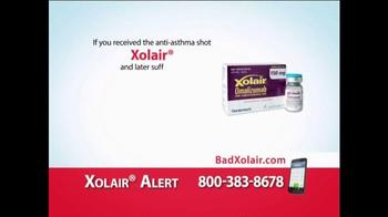 Gold Shield Group TV Spot, 'Xolair Alert' - Thumbnail 2