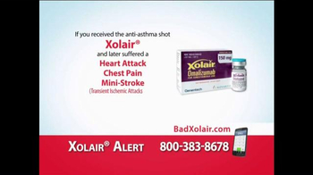 Gold Shield Group TV Spot, 'Xolair Alert' - Thumbnail 3