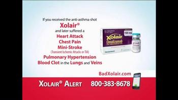 Gold Shield Group TV Spot, 'Xolair Alert' - Thumbnail 4