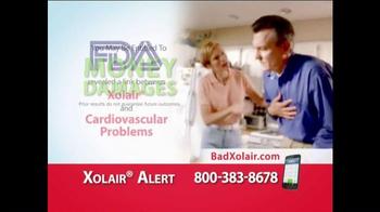 Gold Shield Group TV Spot, 'Xolair Alert' - Thumbnail 5