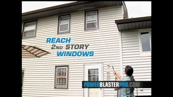 Power Blaster Pro TV Spot, 'Cleans Like a Machine' - Thumbnail 4