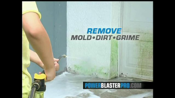 Power Blaster Pro TV Spot, 'Cleans Like a Machine' - Thumbnail 5