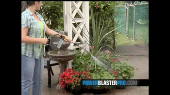 Power Blaster Pro TV Spot, 'Cleans Like a Machine' - Thumbnail 7