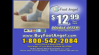 Foot Angel TV Spot, 'Relieve Foot & Ankle Pain' - Thumbnail 10
