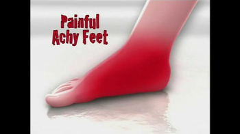 Foot Angel TV Spot, 'Relieve Foot & Ankle Pain' - Thumbnail 3
