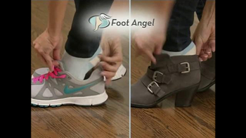 Foot Angel TV Spot, 'Relieve Foot & Ankle Pain' - Thumbnail 5