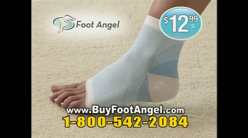 Foot Angel TV Spot, 'Relieve Foot & Ankle Pain' - Thumbnail 9