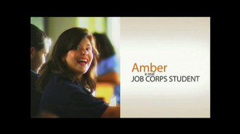 Job Corps TV Spot, 'Amber' - Thumbnail 2