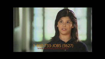 Job Corps TV Spot, 'Amber' - Thumbnail 8