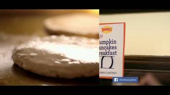 Denny's Pumpkin Pancakes Breakfast TV Spot [Spanish] - Thumbnail 2