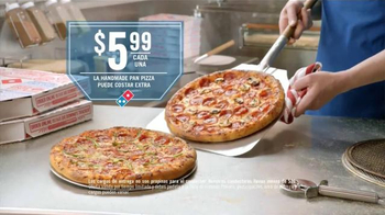 Domino's Pizza TV Spot, 'Mini Robot' [Spanish] - Thumbnail 8