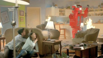 Domino's Pizza TV Spot, 'Mini Robot' [Spanish]