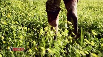 Rocky Boots TV Spot, 'Show Rocky' - Thumbnail 1