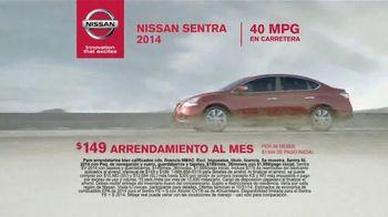2014 Nissan Sentra TV Spot, Letra por Bonnie Tyler [Spanish] - Thumbnail 7