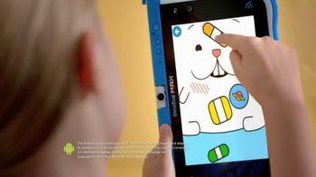 VTech InnoTab Max TV Spot, 'Learning That's Wow' - Thumbnail 3