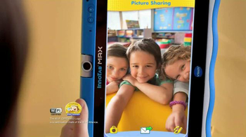 VTech InnoTab Max TV Spot, 'Learning That's Wow' - Thumbnail 7