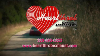 Heartthrob Exhaust TV Spot, 'The Heart of a Beast' - Thumbnail 10