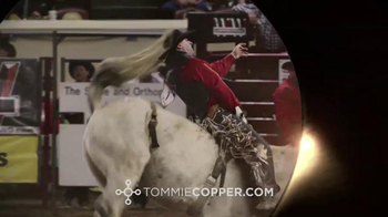 Tommie Copper TV Spot, 'Tommie's Personal Story' - Thumbnail 10