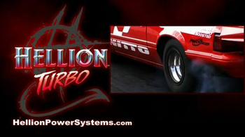Hellion Turbo TV Spot, 'From Car to Beast' - Thumbnail 1