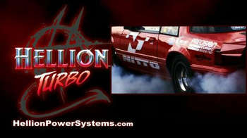 Hellion Turbo TV Spot, 'From Car to Beast' - Thumbnail 2