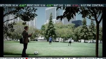 Charles Schwab Trading Services TV Spot, 'A Walk in the Park' - Thumbnail 1