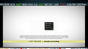 Charles Schwab Trading Services TV Spot, 'A Walk in the Park' - Thumbnail 10