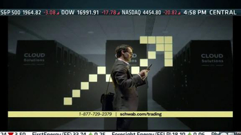 Charles Schwab Trading Services TV Spot, 'A Walk in the Park' - Thumbnail 6