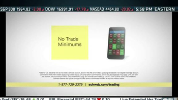 Charles Schwab Trading Services TV Spot, 'A Walk in the Park' - Thumbnail 9