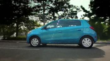 2015 Mitsubishi Mirage TV Spot, 'Find Your Own Lane' [Spanish] - Thumbnail 3