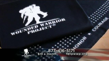Wounded Warrior Project TV Spot Featuring Dean Norris - Thumbnail 9