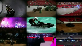 South Point Arena & Equestrian Center TV Spot, 'Heart of Las Vegas' - Thumbnail 8