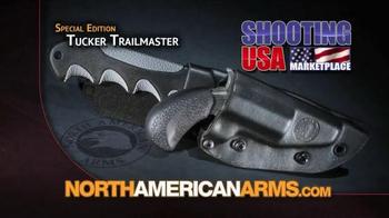 Shooting USA TV Spot, 'North American Arms Tucker Trailmaster' - Thumbnail 2