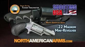Shooting USA TV Spot, 'North American Arms Tucker Trailmaster' - Thumbnail 4