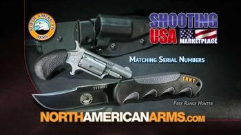 Shooting USA TV Spot, 'North American Arms Tucker Trailmaster' - Thumbnail 6