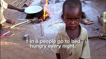 World Hunger Relief TV Spot, 'Hunger to Hope'