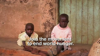 World Hunger Relief TV Spot, 'Hunger to Hope' - Thumbnail 6