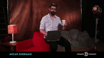 Dunkin' Donuts TV Spot, 'Comedy Central: Micah Sherman' - Thumbnail 5