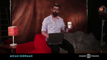 Dunkin' Donuts TV Spot, 'Comedy Central: Micah Sherman' - Thumbnail 7